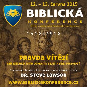 Biblická konference 2015