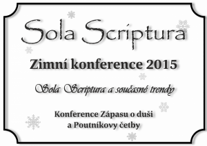 Zimní konference 2015