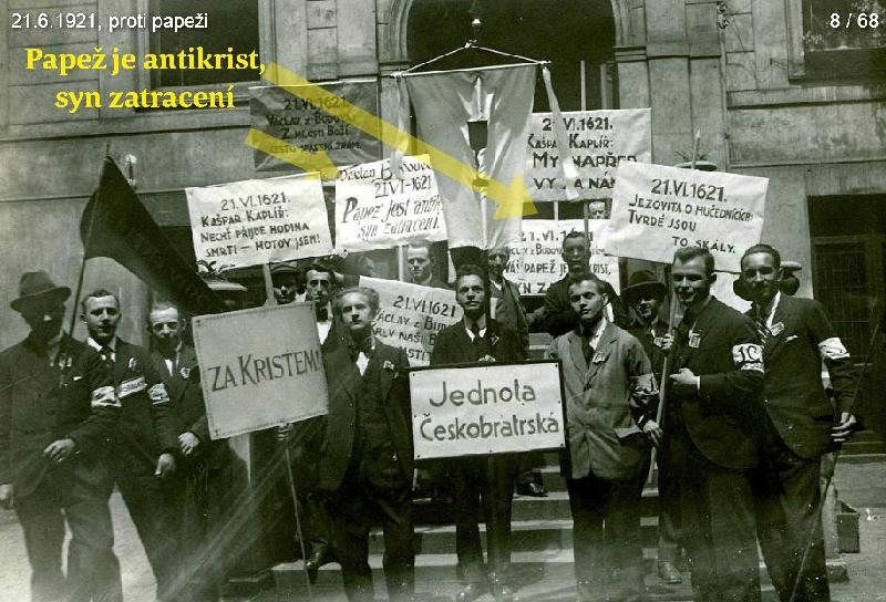 Proti antikristu